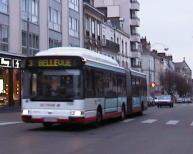 Ligne Bus Saumur Centre Ville Gare